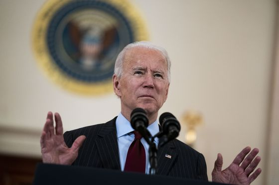 Biden Calls Saudi Prince Plot Against Khashoggi 'Outrageous'