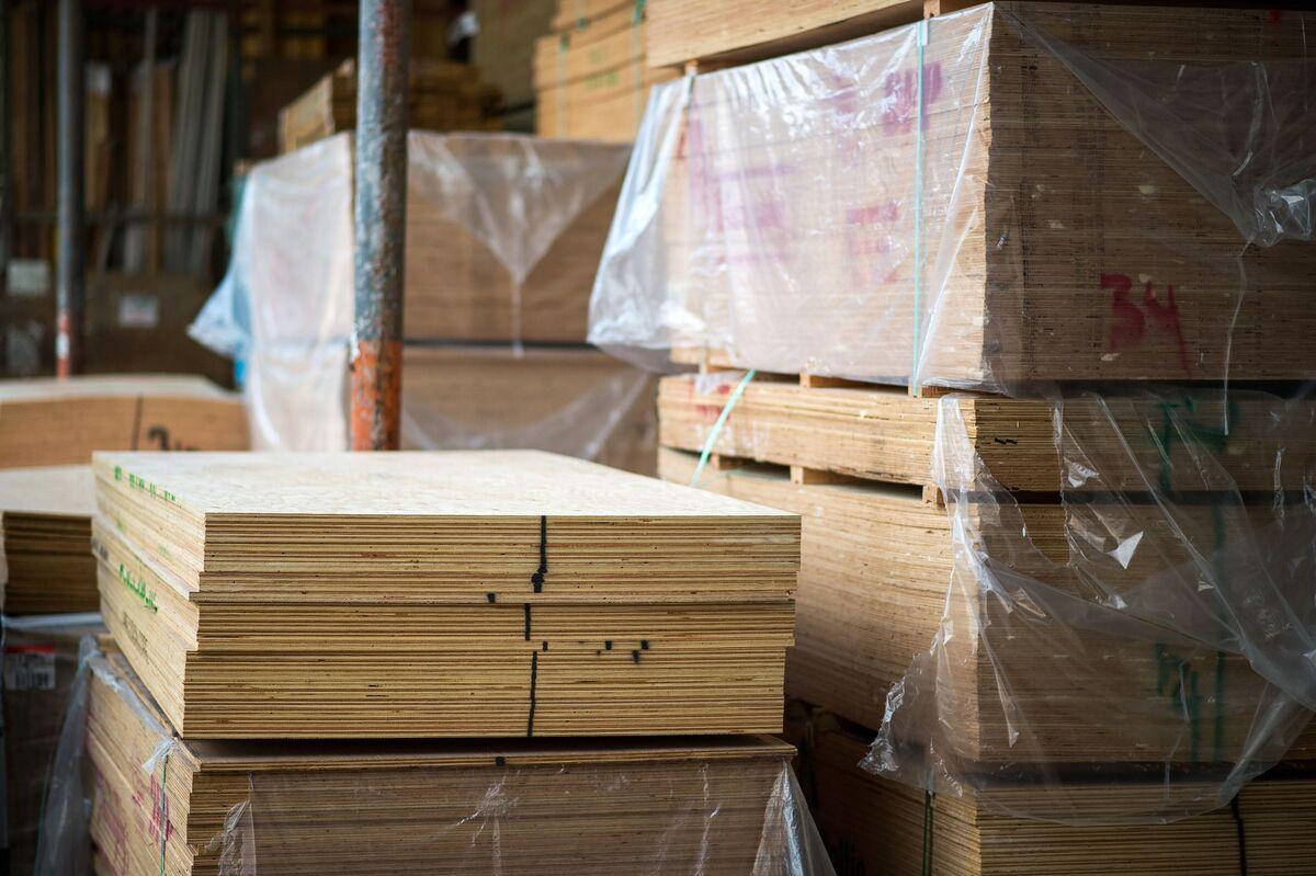 U.S. Homebuilders Ask Congress to Lift Tariffs on Lumber, Metals