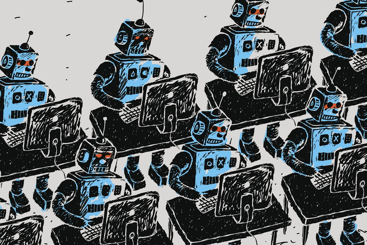 Robots Are Now Everywhere, Except in the Productivity Statistics