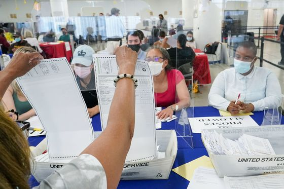 NYC's Counting Chaos Gives Ranked-Choice Voting a Trial by Fire