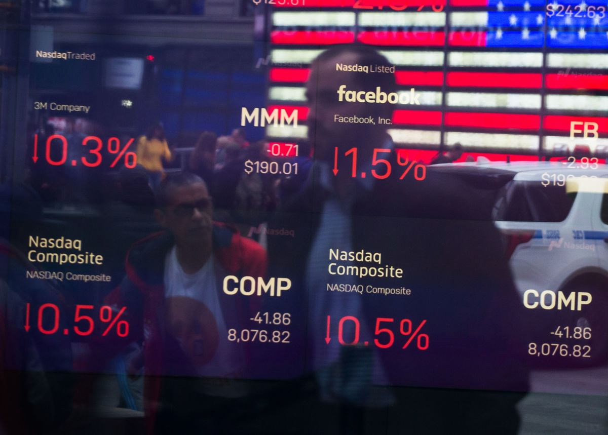 Stock Market Today: Dow, S&P Live Updates for May 6, 2019 - Bloomberg