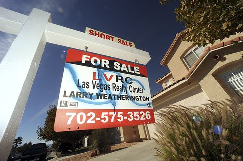 Home Prices in 20 U.S. Cities Probably Fell at a Slower Rate