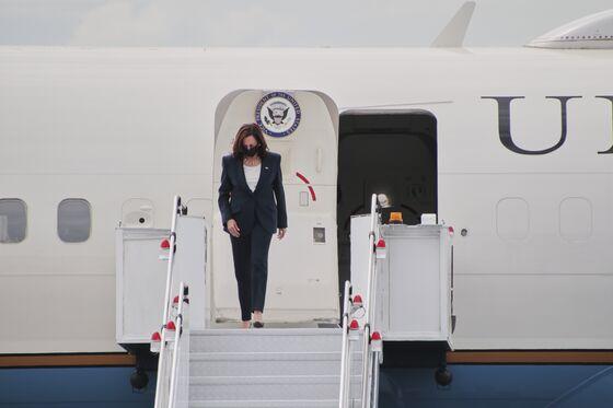 Harris Kicks Off Singapore Visit in Shadow of Afghanistan Exit