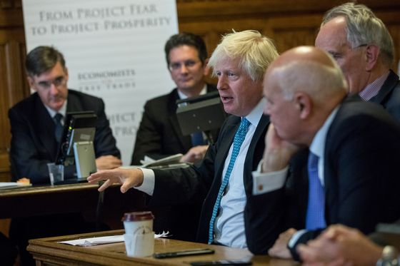 Boris Johnson Calls Chequers Brexit Plan 'Deranged'