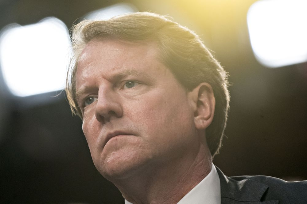 White House Counsel Don McGahn Leaves Trump Administration