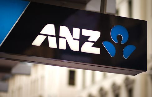 ANZ Profit Rises 10% on Market-Share Gains, Overseas Income