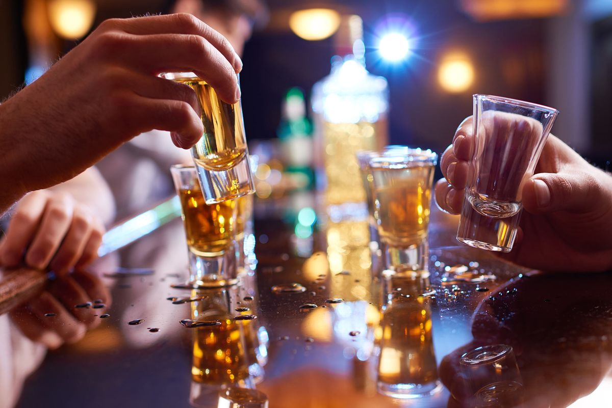 Americans Are Drinking More. Especially Women.