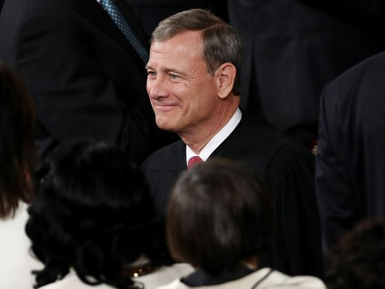 Hold the Revolution: Roberts Keeps Joining High Court Liberals