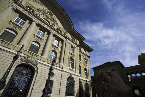 SNB Spent $199 Billion in 2012 to Enforce Swiss Franc Ceiling