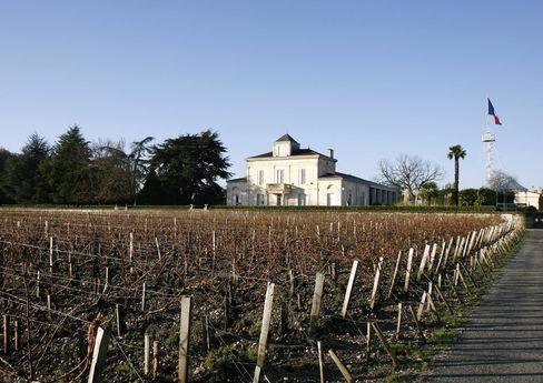 Chateau Montrose 2010 Rallies From Six-Month Low to Reach $2,150
