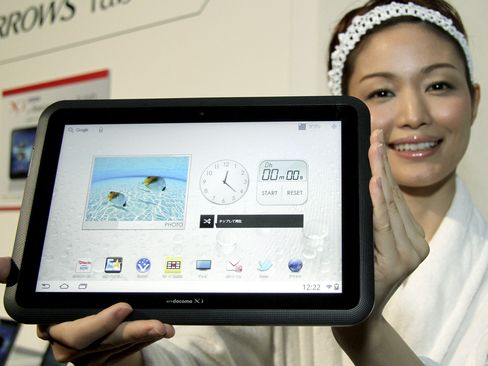 Android Tablets Gained on IPad in Third Quarter