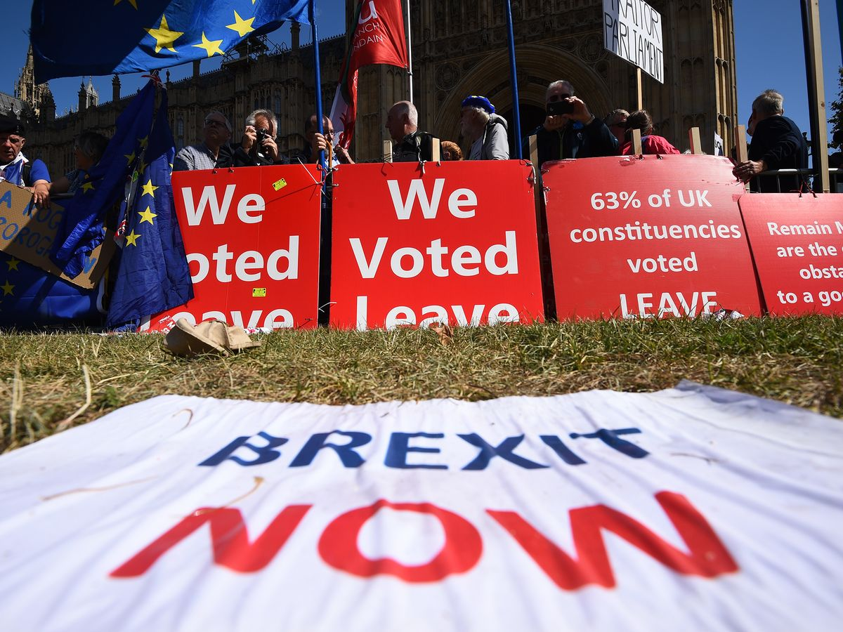 Brexit Chaos Points to a General Election. Here's How It Would Work