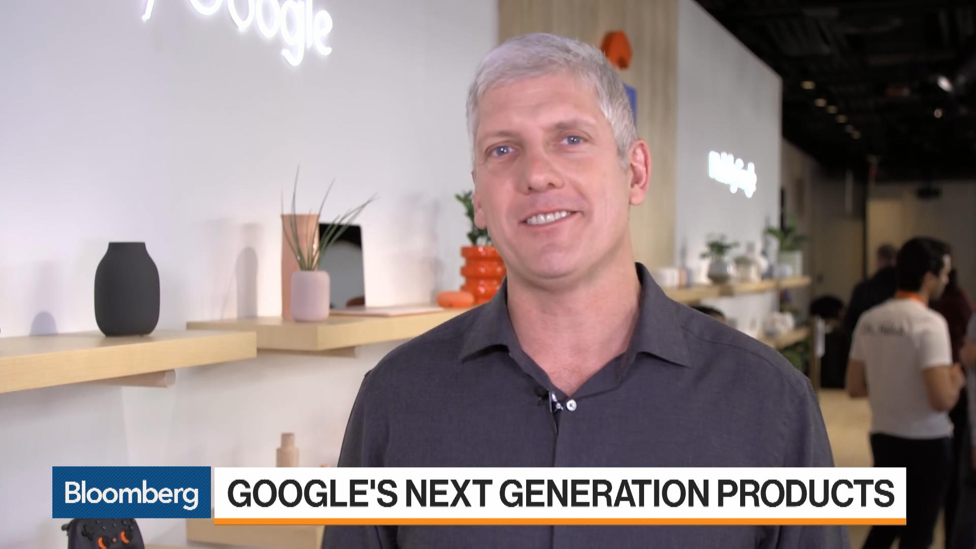 Privacy, Transparency Are at Core of Everything Google Does: Rick Osterloh