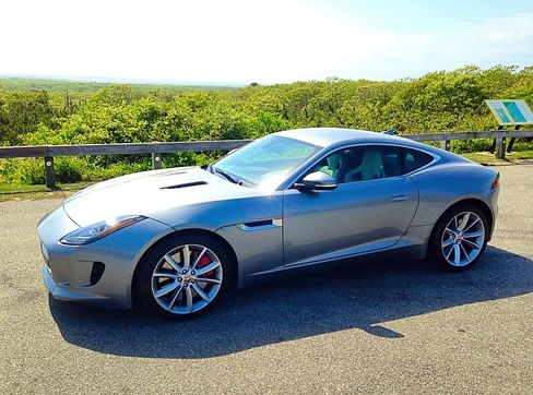 The Jaguar F-Type S is $25,000 cheaper—and two cylinders lesser—than the Jaguar F-Type R. But it's a better all-around value.
