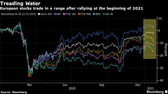 European Stocks Climb as Results, M&A Outweigh Virus Worries