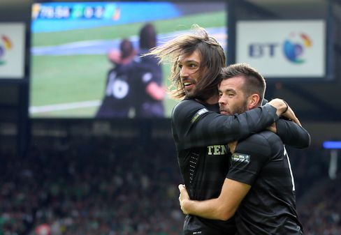 Celtic Beats Hibernian 3-0 to Win Scottish Cup for 36th Time