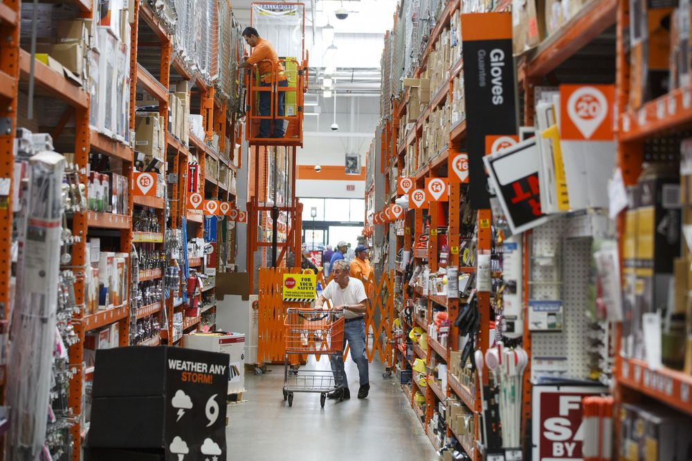 Homebuilder Woes Are More Good News for Home Depot and