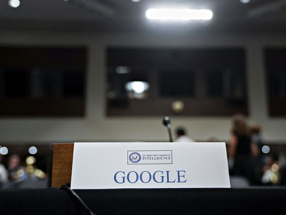 Google's Empty Chair Ratchets Up Pressure From Congress