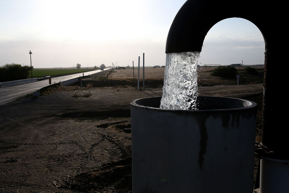 The Dried-Up Heart of California's Water Dilemma
