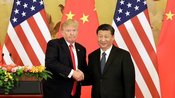 Trump Points Finger at China's Xi, Escalating Fight Over Virus