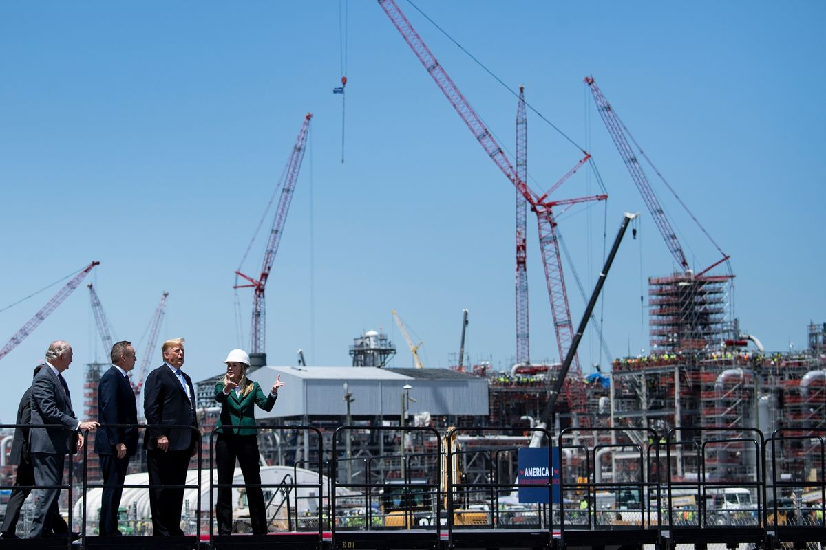 Gas Exports Have a Dirty Secret: A Carbon Footprint Rivaling Coal's