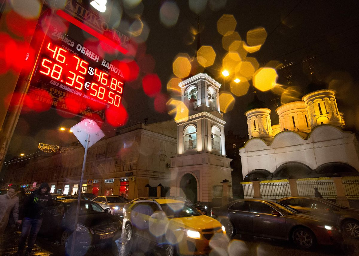 Putin Seeks Answers as Investment Flop Shows Flawed Recovery