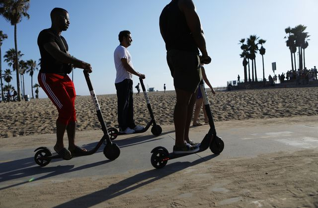 Electric Scooter Injuries Pile Up But Lawsuits Are Hard to