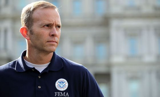 FEMA Chief Brock Long Leaving Agency He Led Through Deadly Storms