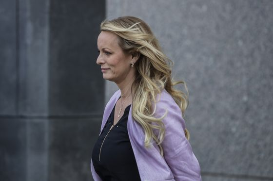Stormy Daniels Says Cohen's Request for Gag Order Is Premature