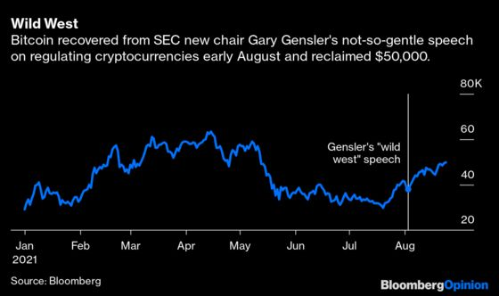 Can SEC'sGary GenslerOffer More Than Tough Talk?