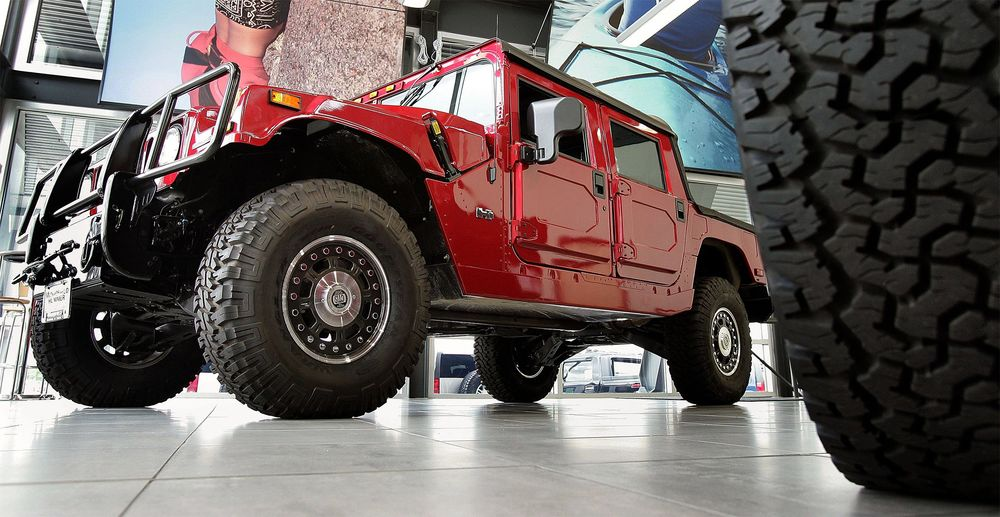 Is Hummer Coming Back In 2018? >> An Electric Hummer Gm Ponders A Clean Revival Of A Gas