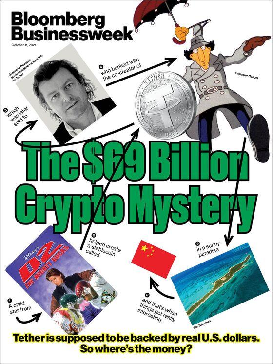 Anyone Seen Tether's Billions?