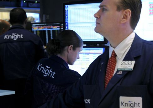 Knight Said to Near Decision on Takeover Bids From Virtu, Getco