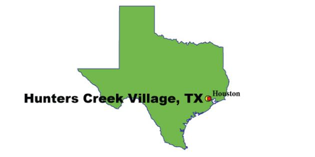 Most Expensive Suburb in Texas: Hunters Creek Village