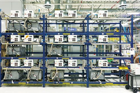 GE Builds a Better Battery