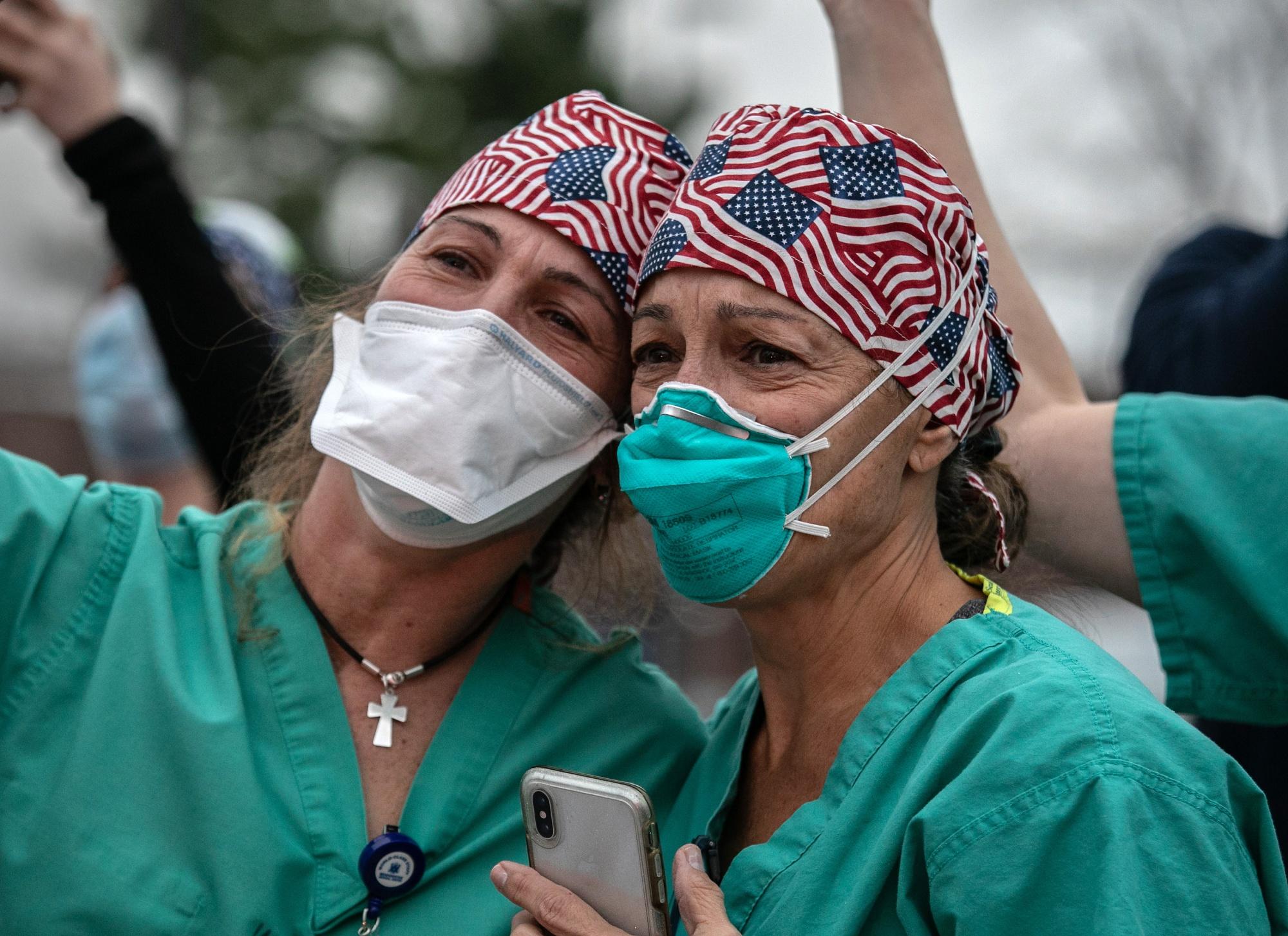 America Just Isn T Doing That Badly Against Coronavirus Bloomberg