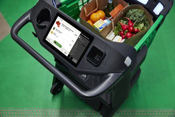 Amazon's Automated CheckoutIs Coming to Full-Size Supermarkets