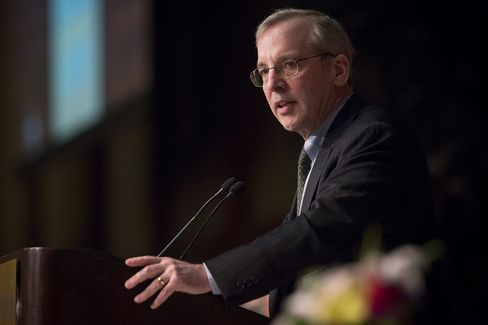 NY Fed President William Dudley Speaks At Economic Club