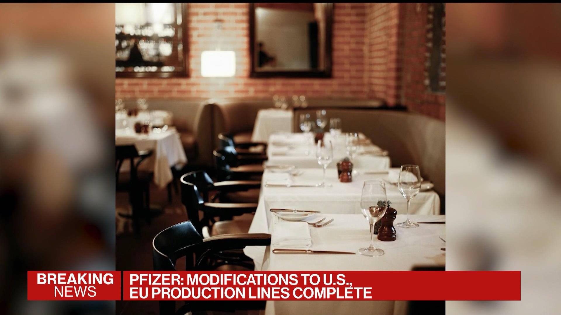 Los Angeles Restaurants Struggling to Survive as Lockdown Looms