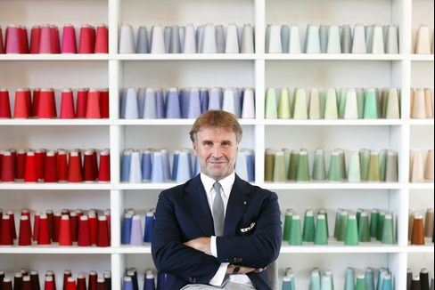 Cucinelli Becomes Billionaire Knitting $1,920 Cashmere Cardigans