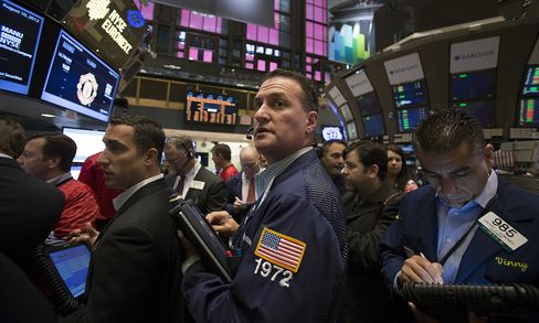 U.S. Stocks Advance on China Data as Greece Offers Bond Buyback