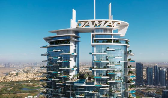 Dubai Tycoon Bets $545 Million on Tower to Show Cavalli Is Back
