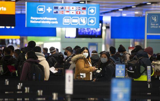 U.K. Travel Ramp Up Puts Border-Control Upgrades to the Test