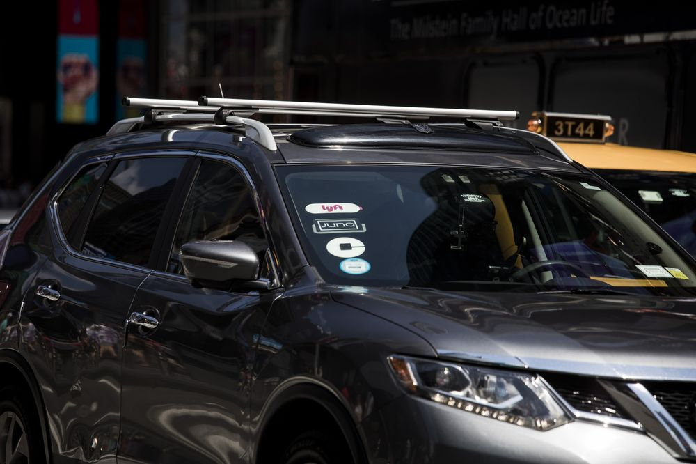 Juno Drivers Minimum Wage Shouldn't Be $17 in NYC, Firm Says