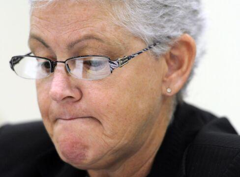 Head of EPA Gina McCarthy