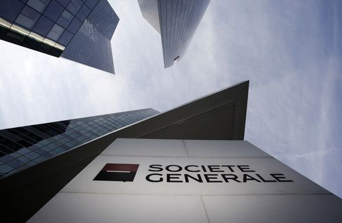 Societe Generale, Credit Agricole Ratings Downgraded by S&P