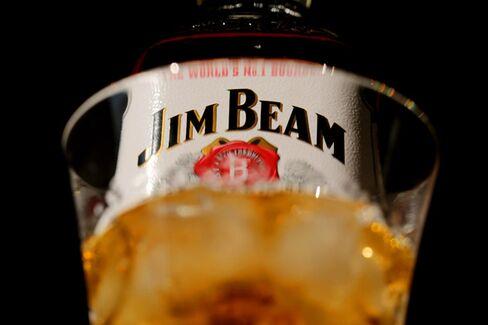 Why Japan's Suntory Is Bidding So Much for Bourbon-Maker Beam