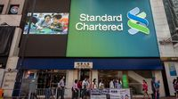 relates to StanChart in Active Talks With Singapore on Digital Banking