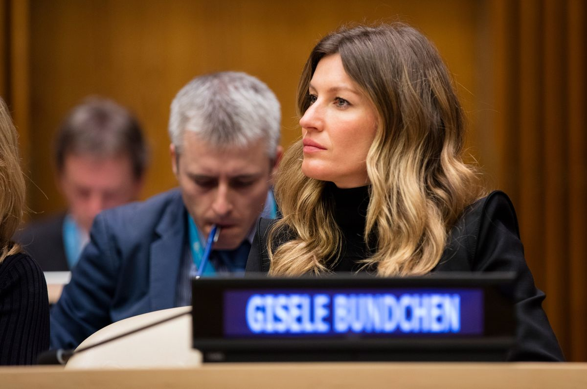 Gisele and Moby Know Something These CEOs Don't