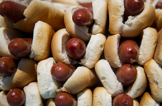 Hot Dogs, Like Crowds, May Be Missing From This Year's Labor Day
